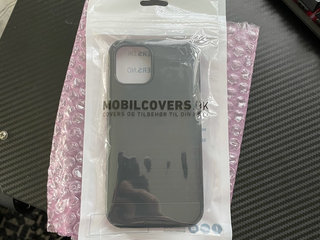 Iphone 12/12 Pro BRUSHED HYBRID COVER.