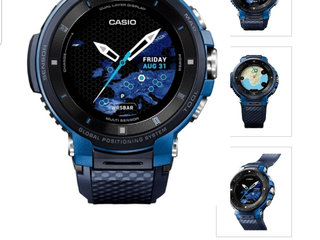 Casio Protrek, smartwatch