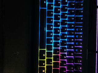 Gamer Keyboard Razer Blackwidow v2