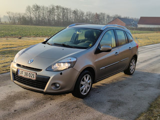 Renault Clio dCi 75 Sport Tourer - 1 ejer -NYSYNET