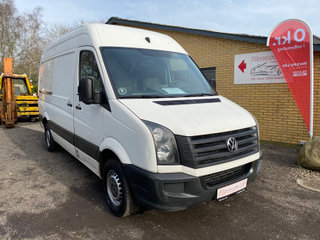 Vw crafter 2011