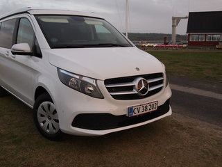 "Mercedes ""MARCO POLO""  camper  - som NY !"