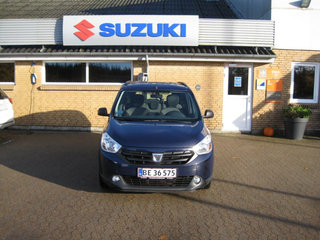 Dacia Lodgy 1,5 dCi 90 Family Edition 7prs - 2