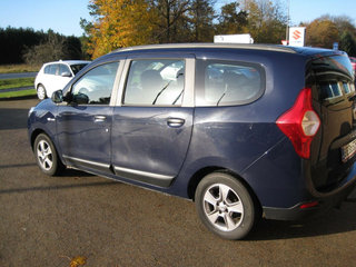 Dacia Lodgy 1,5 dCi 90 Family Edition 7prs - 3