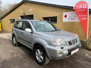 Nissan x- trail nedvejet