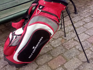 Golf bære back !