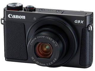 Canon PowerShot G9 X Mark II - Black