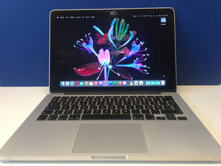 Macbook Pro 8GB RAM/500GB SSD/late 2013