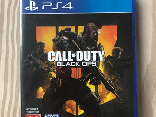 Ps4 spil Call of Duty, Black OPS 4