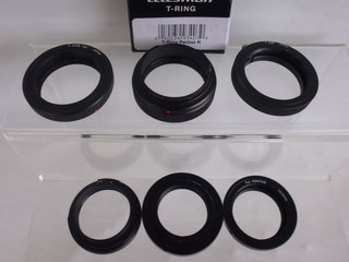 T-Ring T/Canon/Nikon/Olympus/Pentax/Contax