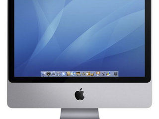 "24"" Apple iMac - Intel Core 2 Duo E8235 2,8GHz 320GB HDD 4GB Ram (Early-2008) - Grade B - stationær computer"