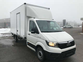 MAN TGE 2,0 3.140 Chassis L4 FWD - 2
