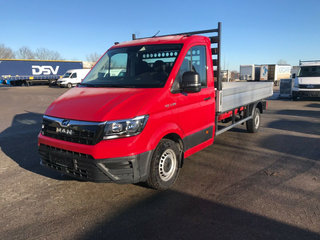 MAN TGE 2,0 3.180 Chassis L4 FWD - 2