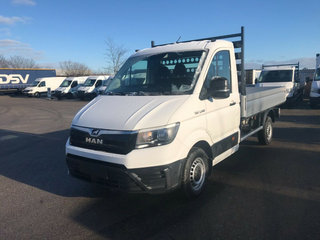 MAN TGE 2,0 3.140 Chassis L3 FWD