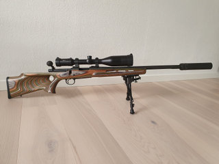 Remington 700 LTRpolicemodel 308 win