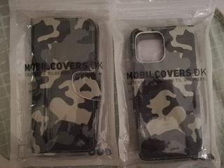 Cover til iPhone 12