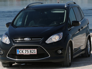 7 pers Ford Grand Cmax