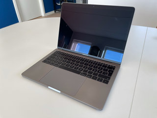 MacBook pro Retina 13,3, 2017, 16 Gb.