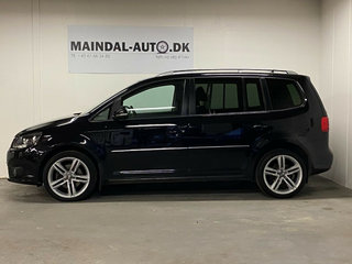 VW Touran 2,0 TDi 170 Highline DSG Van - 2