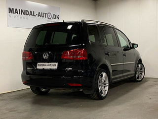 VW Touran 2,0 TDi 170 Highline DSG Van - 3