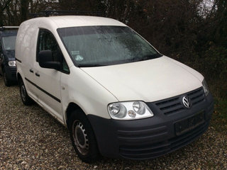 VW Caddy 2,0 SDi - 2