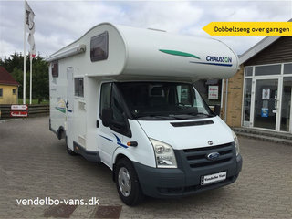 2007 - Chausson Flash 01   Under 6 meter og Stor garage