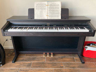 Roland digital intelligent piano