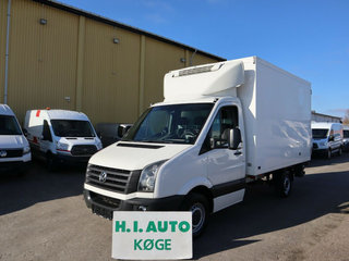 VW Crafter 2,0 TDi 163 Alukasse m/lift