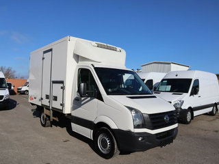 VW Crafter 2,0 TDi 163 Alukasse m/lift - 2