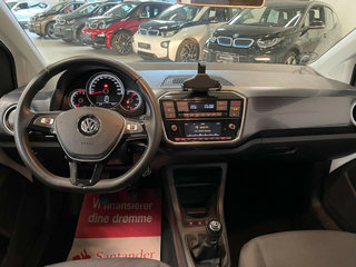 VW Up! 1,0 MPi 60 Move Up! BMT - 5