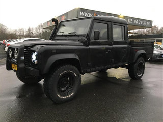 Land Rover Defender 130' Crew Pick-up TDi 112HK DobKab