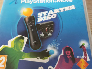 Playstation move starter disc!