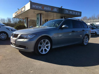 BMW 320d Touring 2,0 EfficientDyn. Advantage Steptronic 163HK Stc 8g Aut.
