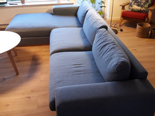 Sepia 4 pers. sofa med chaiselong