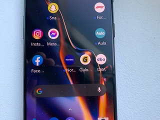 OnePlus 6T, sort,128 gb