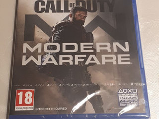 Call Of duty  : moden warfare