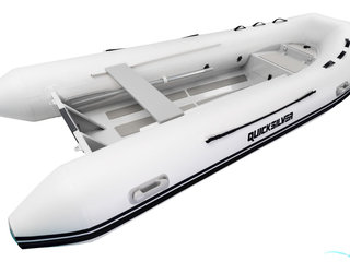 Quicksilver 380 Alu Rib