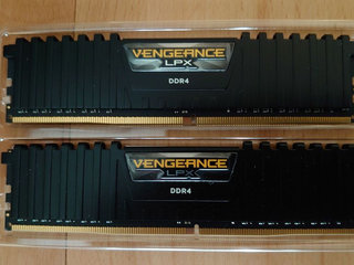 Vengeance 8gb X2