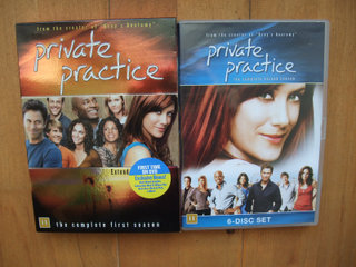 Private Practice Sæson 1+2