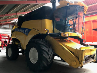 New Holland CX 8060 FSH