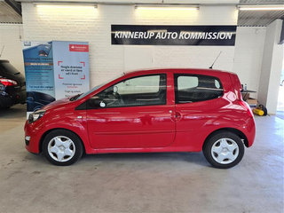 Renault Twingo 1,5 DCI Authentique 75HK 3d