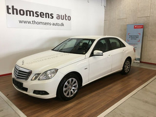 Mercedes E200 2,2 CDi Avantgarde aut. BE