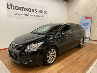 Toyota Avensis 2,2 D-4D 150 T3 stc.