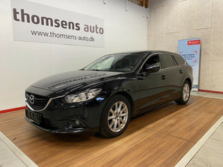 Mazda 6 2,2 Sky-D 150 Core Business stc. aut