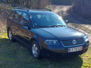 VW Passat stationcar