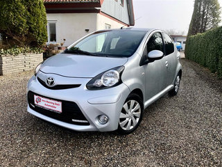 Toyota Aygo 1,0 VVT-I T2 Air Connect 68HK 5d