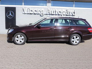 Mercedes E200 2,2 CDi Avantgarde stc. aut. BE