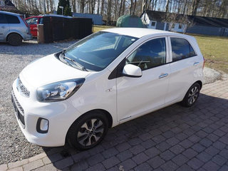 Kia Picanto 1,0 MPI Attraction Plus 66HK 5d - 2