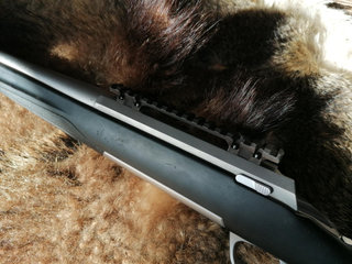 Browning X-Bolt Stainless 30.06