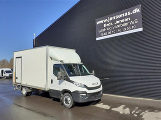 Iveco Daily 35C17/HD ALUKASSE/LIFT 3,0 D 170HK Ladv./Chas.
